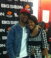 Big Sean and Carine [2011]